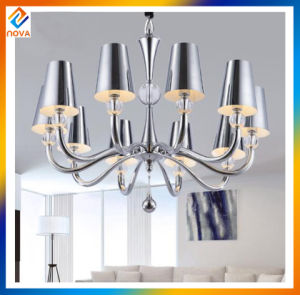 Designs Modern Top Quality Hanging Chandeliers with Metal Shade pictures & photos