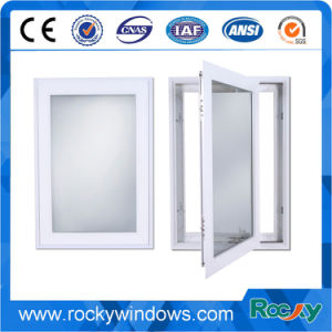 Double Glass Powder Coated Aluminum Casement Window pictures & photos