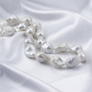 15mm 90cm Long Nucleated Pearl Necklace for Women pictures & photos
