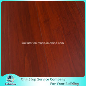 First Qualtiy Fortune Red (Satin color) Indoor Usage Strand Woven Bamboo Flooring Cheapest Price pictures & photos