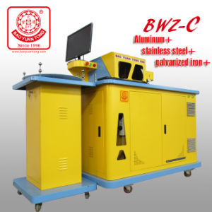 Bwz-C Stainless Steel Channel Letter Bending Machine pictures & photos