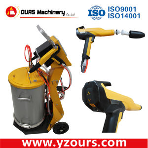 Automatic or Manual Paint Spraying/ Powder Coating Machine pictures & photos