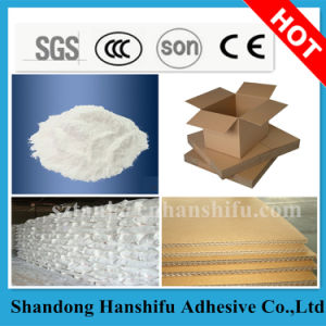 High Quality Starch Glue for Corrugated Packaging Box/Paper Core Tube pictures & photos