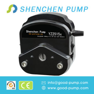 Multi Channel Atomic Fluorometry Peristaltic Pump Head pictures & photos