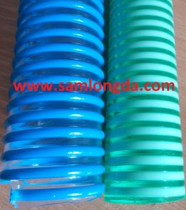 PVC Suction Water Hose for Agriculture Water pictures & photos