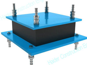 Seismic Isolation Systems with European Standard pictures & photos
