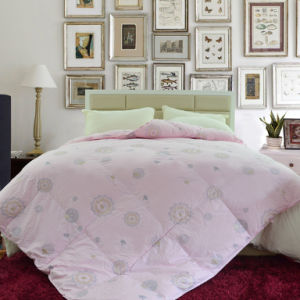 Printing Quilting Thin Bedding Cover Comforter pictures & photos