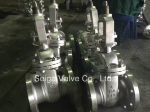 API Special Purpose Wcb Gate Valve for Industrial Drainage pictures & photos