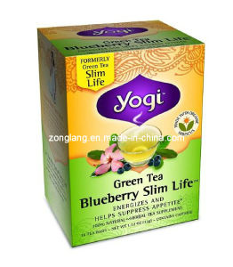 Yogi Formerly Green Tea Blueberry Slim Life Slimming Tea pictures & photos