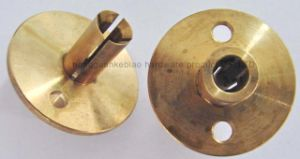 Custom Special Brass CNC Turning Part (KB-028)