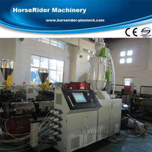 50-110mm PE Pipe Extruder pictures & photos