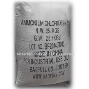 High Quality Battery Grade Zinc Chloride 98 % pictures & photos