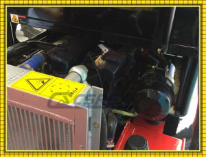 0.6ton/0.8ton High Dump Multifunctional Wheel Loader (CS906) pictures & photos
