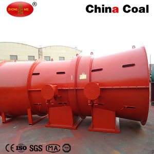 Fbd Tunnel and Coal Mine Ventilating Explosion-Proof Axial Flow Fan pictures & photos