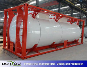 High Quality 20ft Frame Tank Container (BR-TANK 2001)