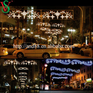 Across Street Light for Outdoor Light Ramadan Decoration pictures & photos