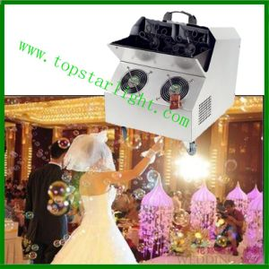 2015 Wedding Decoration 12V Big Bubble Machine for Sale