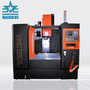 Taiwan Hiwin/PMI Vmc550L Milling CNC Machines with Cutting Tools pictures & photos