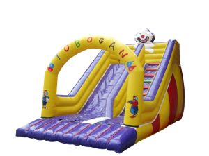 2012 Inflatable Clown Slide (LJF3-02)