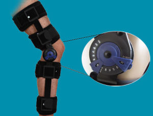 Leg Orthopedic Splint with CE & FDA