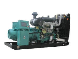 80kVA/64kw Yuchai Diesel Marine Generator Set with Yc6108zc Engine pictures & photos