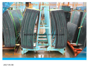 Insulated Hot Bending Glass for Building pictures & photos
