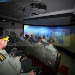 3D Glasses, 4D Flat Screen, 5D Movie in 5D Theater, 5D Cinema for Fun (SQL-175)
