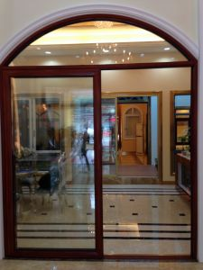 100bj Series Sliding Door for Construction