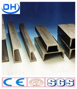Hot Rolled Channel Steel with Better Price in China Q235 pictures & photos