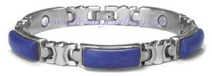 Beautiful Lady Deisgn Titanium Bracelet (SB-079ST)