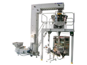 Automatic Vertical Weighing and Packing Machine Xfl pictures & photos