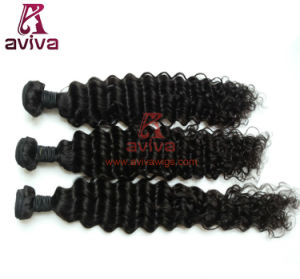 Unprocessed Peruvian Deep Wave Virgin Hair pictures & photos