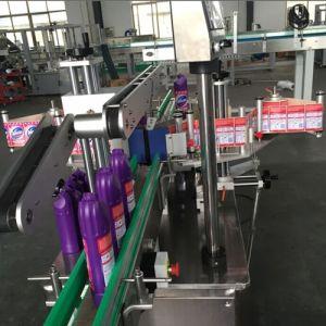Automatic Two Sides Bottle Sticker Labeling Machine pictures & photos