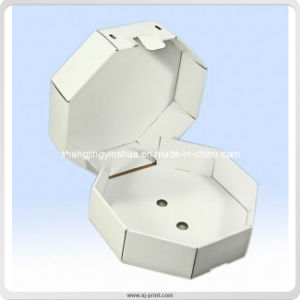 Unique Designed Popular Hexagon Cardboard Folded Box