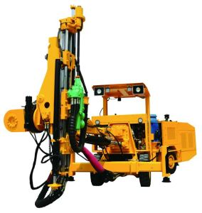 Gp72 Hydraulic Drill for Small Size Tunnel pictures & photos