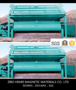 Dry Magnetic Separator for Sand, Volcano Rocks, Soft Ore pictures & photos