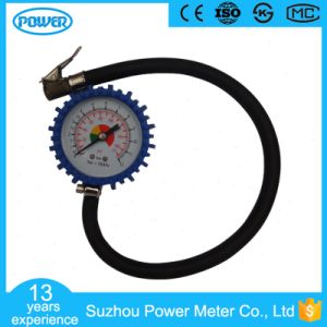 63mm Tire Gauge with Rubber Pipe pictures & photos