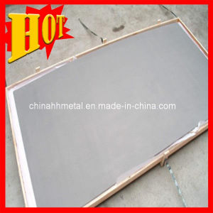 3mm Gr5 Titanium Alloy Sheet with Best Price pictures & photos