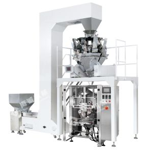 Automatic Fried Food Packaging Sealing Machine pictures & photos