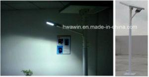 12W/18W/24W/30W/40W/60W Solar Street Light All in One pictures & photos