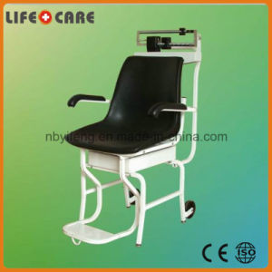200kgs Medical Electronic Wheelchair Scale pictures & photos