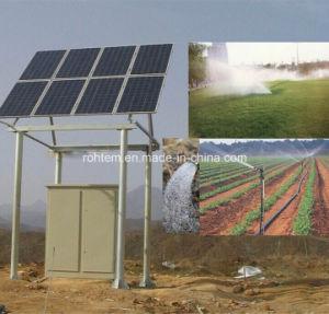 Stainless Steel Deep Well Solar Water Pump