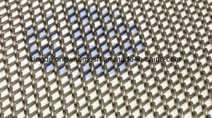 Stainless Steel AISI304 Chain Link Mesh Belt pictures & photos