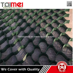 Plastic Geocell Manufacturer (CE & GOST-R) HDPE Plastic Geocells for Highway Construction pictures & photos