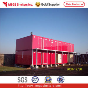 Prefabricated House for Prefabricated Hotel - 01