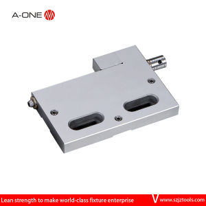 Manual Ultra-Thin Walking Wire Vise for Milling Lathe pictures & photos