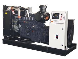 375kVA Shangchai Diesel Generator Set with Open and Silent Type pictures & photos
