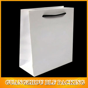 White Paper Bags (BLF-PB112) pictures & photos