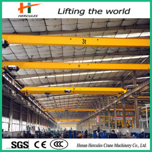 Monorail Hoist Single Girder Bridge Crane for Sell pictures & photos
