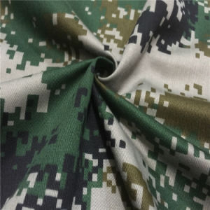 240GSM Twill Digit Camouflage Fabric Forest Patterns pictures & photos
